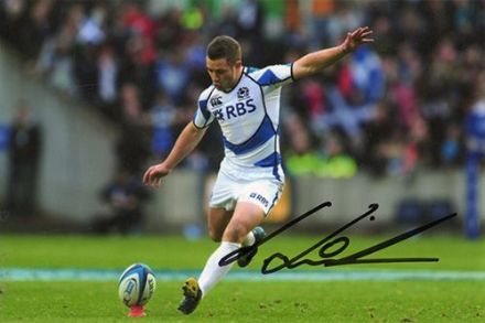Greig Laidlaw, Scotland, signed 6x4 inch photo.